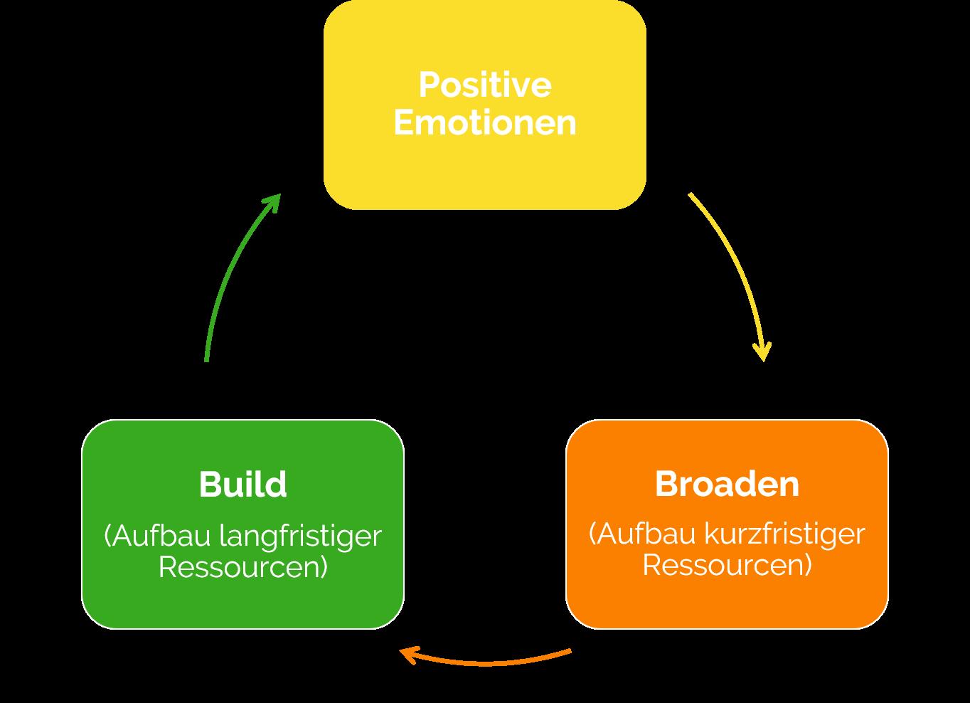 Broaden-and-Build-Theorie